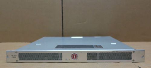 Cisco IronPort M160 SecurityManagement Appliance 1U Rackmount